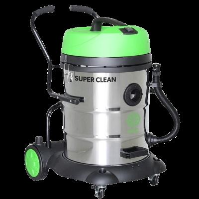 Aspirador profissional para sólidos e líquidos Super Clean