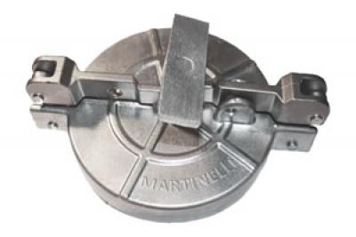 Tampa do tanque descarga selada 4 - Aluminio