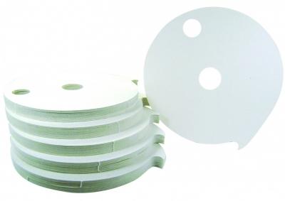 Papelão filtrante redondo 230mm 2F - Valor do Kilo.