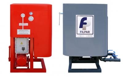 Filtro prensa para Diesel - FP I / FP II