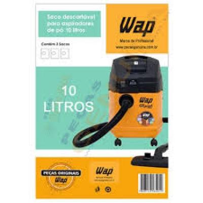 Filtro de papel 10L – kit 3 unidades