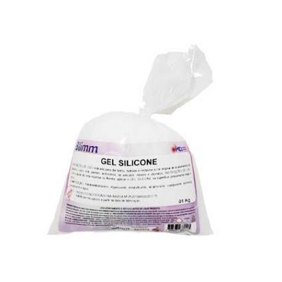 Gel silicone 01kg - refil saco