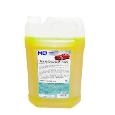 Lava auto concentrado 05 litros
