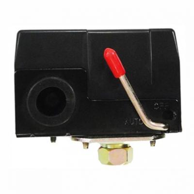 Pressostato 1 Via 80/120 Lbs - Baixa Pressão com chave liga/desliga