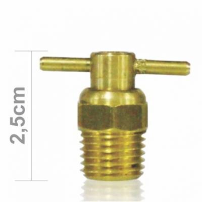 Dreno p/ compressor 1/4
