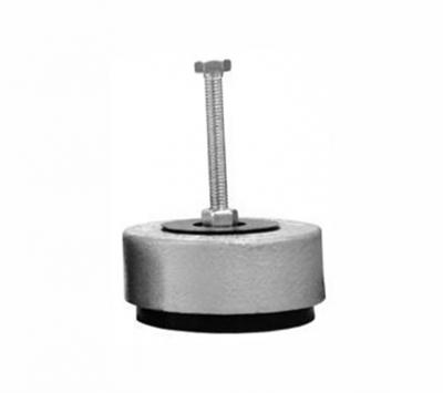 Amortecedor de ferro pequeno 3/8 - 90 mm - 2500 kg