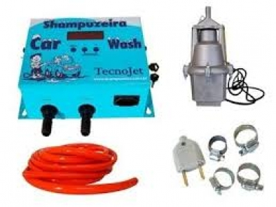 Shampoozeira TecnoJet Car Wash